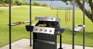 pergola awesome outsunny 48 bbq grill charcoal barbecue patio