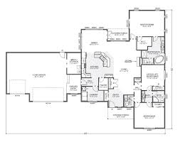 rambler house plans with others branford park rambler floor plan