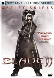 Wesley Snipes The Blade Movies