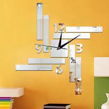 aliexpress com buy 2016 new large 3d wall clock modern design
