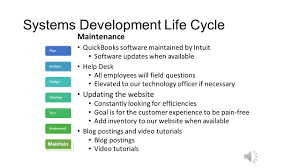 systems development life cycle ppt video online download