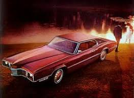 1970 ford thunderbird paint codes