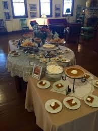 thanksgiving dessert table picture of lakeside inn lakeside