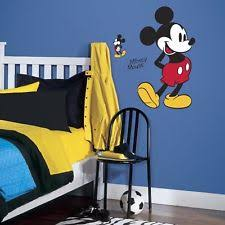 Mickey Mouse Room Decorations Mickey Mouse Room Decor Ebay
