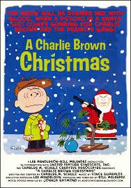 brown christmas poster a brown christmas poster for christmas