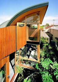 modern green house modern day green house north carlton green house by zen architects