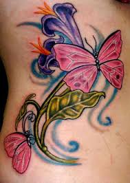 149 best collection of delicate lovely butterfly tattoos images