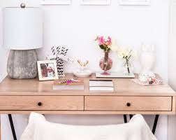 Small Space Desk Solutions Small Space Home Office Solutions The Everygirl