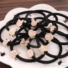 fashion multi style apple crown hair circle bow hair
