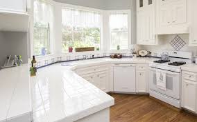 Tile Kitchen Countertop Designs Kitchen Countertop Materials From Granite To Laminate Home Dreamy