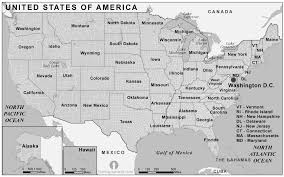 united states map black and white usa counties map black and white counties map of usa grayscale
