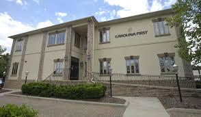 carolina first bank set for merger news hendersonville times