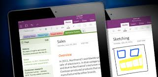 onenote app for android microsoft rolls out onenote updates for ios android sci tech today