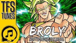 broly chronicles team star wiki fandom powered wikia