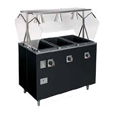 electric steam table countertop t389472 serving counter food steam table electric