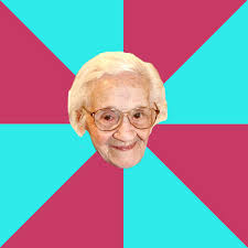 Old Lady Wat Meme - sweet old troll lady know your meme