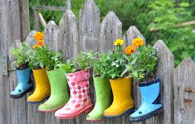 Garden Containers Ideas - 20 great ideas for creative gardening using containers you never