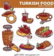 clipart cuisine vector clipart food cuisine dishes vector icons for