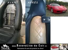 produit siege auto réparation déchirure siège auto cuir sofolk
