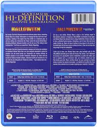 rob zombie u0027s halloween halloween 2 double feature blu ray
