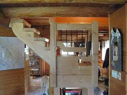 log stairs timber stairs stonehouse woodworks design art