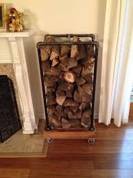 Free Firewood Storage Rack Plans by Best 20 Firewood Rack Ideas On Pinterest Fire Wood Wood Rack