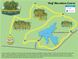 Marathon Florida Map by Half Marathon Trail Run