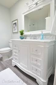 White Bathroom Cabinet Ideas Colors Mommy Testers How To Renovate A Bathroom On A Budget Inexpensive