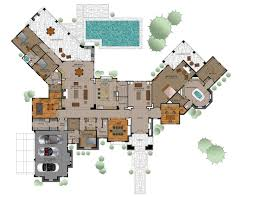 Home Floorplans by Top 30 Custom Home Floor Plans Custom House Plans Southwest