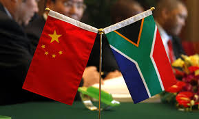 The New South African Flag Chinese Foreign Assistance Explained