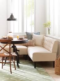 kitchen breakfast nook furniture easton breakfast nook upholstered banquette eat in kitchen seating