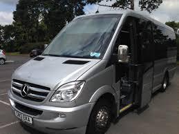 luxury minibus mercedes benz 16 seater minibus