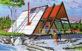 modern a frame house plans mid century modern home plans douglas fir firs and plywood