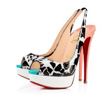 get discount christian louboutin shoes women platforms london sale