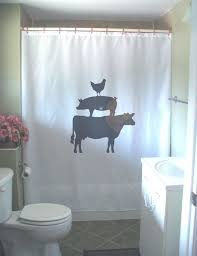 Country Shower Curtains For The Bathroom Country Shower Curtains G3922 1