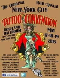 come check out the nyc tattoo convention this june tattoo