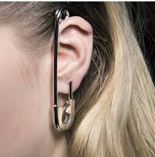 cool earring cool grunge earrings beautify themselves with earrings