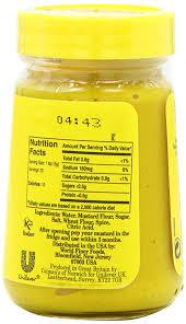 colman s mustard colman s mustard 3 53 ounce pack of 6 mustard