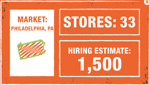 home depot hiring 1 500 in philly region 80 000 nationwide