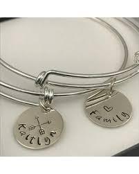 custom name bracelet hot bargains on custom bangle bracelet charm bracelet