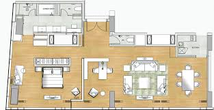 house plans in suite presidentual suite floor plans presidential suite floor plan