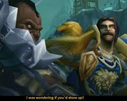 Bolvar Fordragon Meme - bolvar fordragon the ancient gaming noob