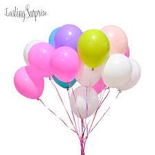 birthday balloons child birthday balloons balls 20pc thick 10 2 2g