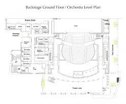 ticketmaster floor plan technical specifications