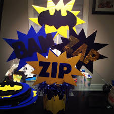 Batman Table Decorations 54 Best Birthday Ideas Images On Pinterest 4th Birthday 5th