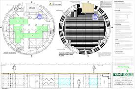 National Theatre Floor Plan National Theatre Of Scotland Case Study Turner Access