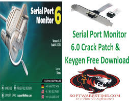 serial port monitor 6 0 patch u0026 keygen free download serial