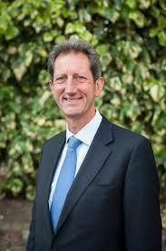 Hospital Executive Director John Thornton Queen Victoria Hospital