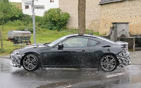 frs toyota 2013 2017 scion fr s toyota gt 86 facelift spied testing more