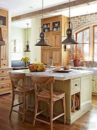 rustic kitchens ideas rustic kitchen ideas better homes gardens